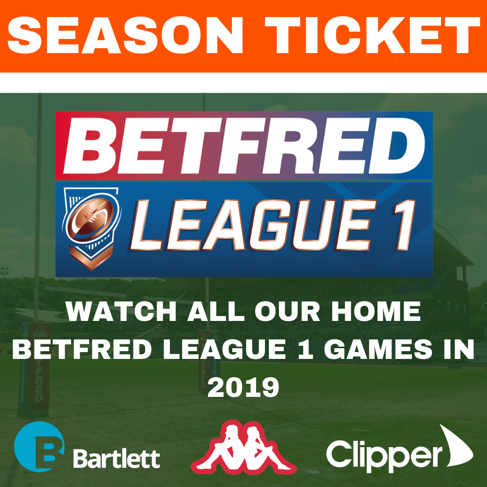 Season Ticket - 2019