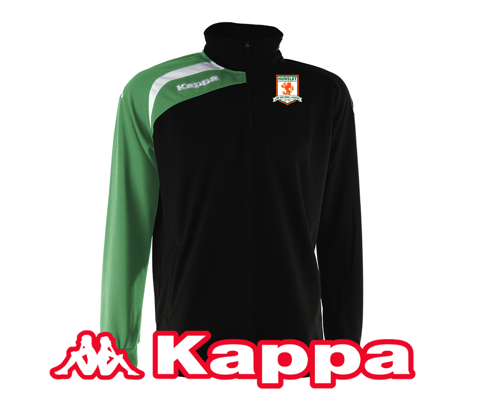 Kappa Arqua Training Sweatshirt 1/4 Zip