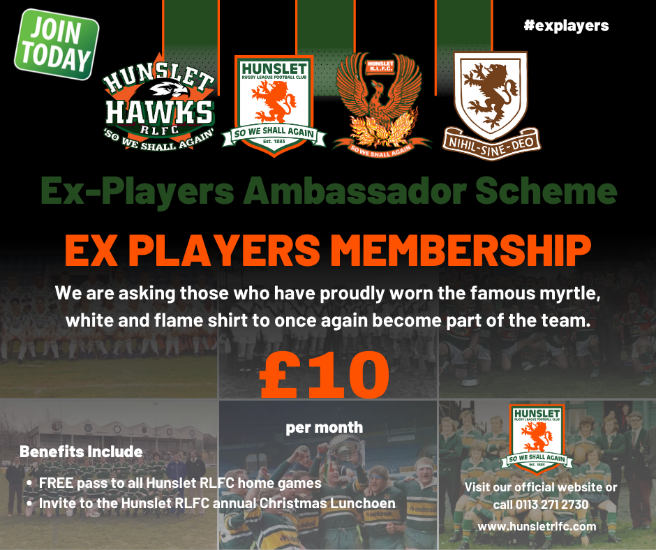 Ex Players £10